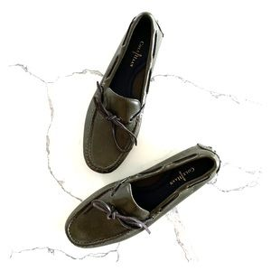 Cole Haan Leather Women's  Driving Shoes